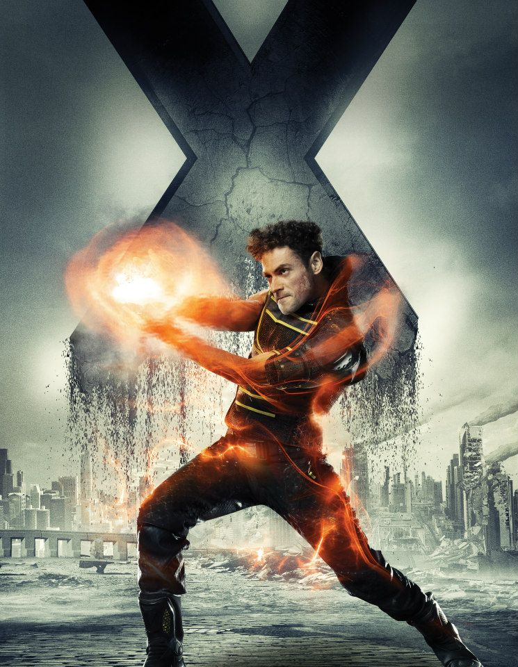 5 More Character Posters For 'X-Men: Days of Future Past'