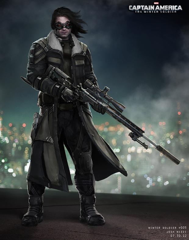 Captain America_The Winter Soldier_Winter Soldier Concept Art by Josh Nizzi (1)