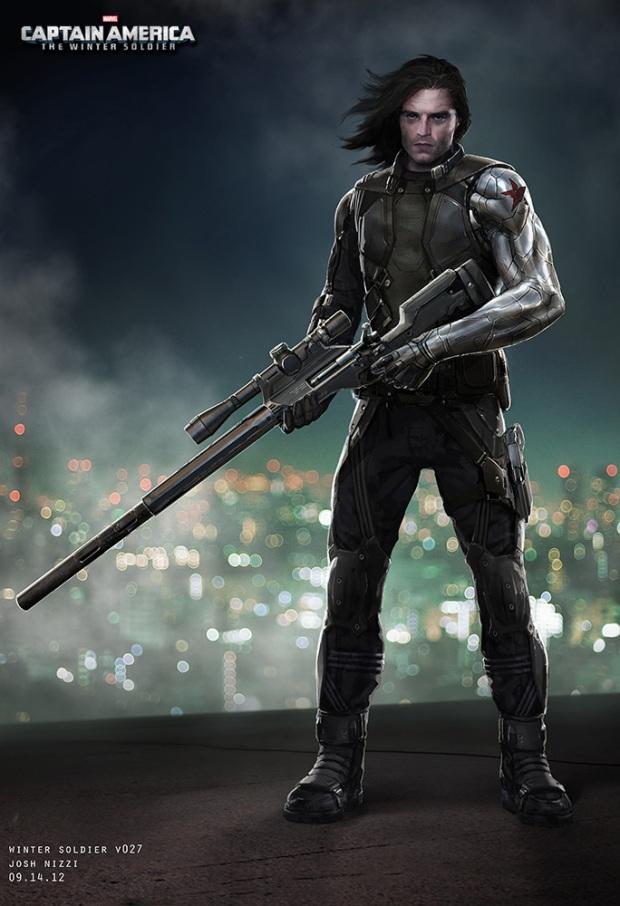 Captain America_The Winter Soldier_Winter Soldier Concept Art by Josh Nizzi (3)