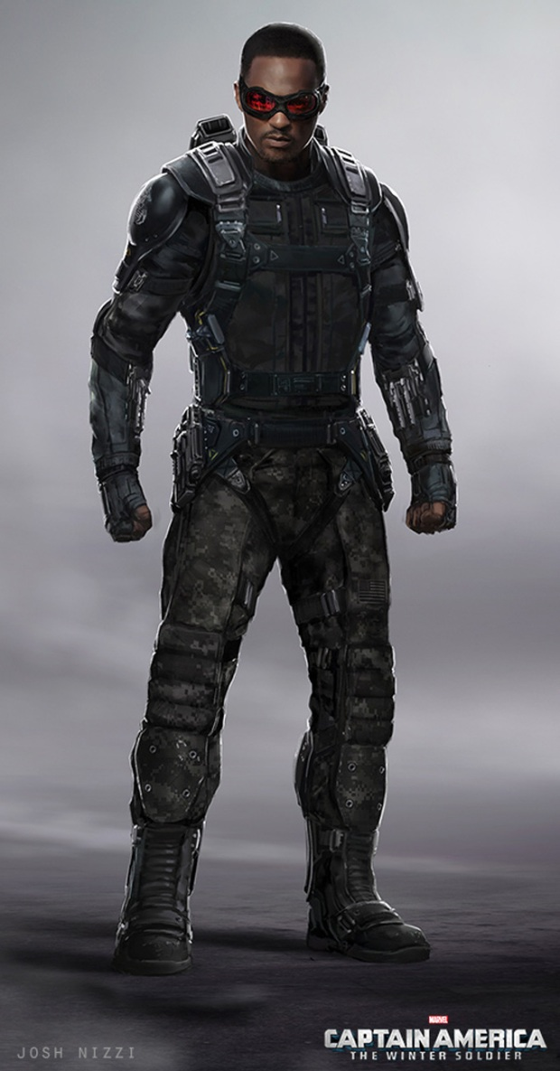 Captain America_Winter Soldier_Falcon Concept Art by Josh Nizzi (10)