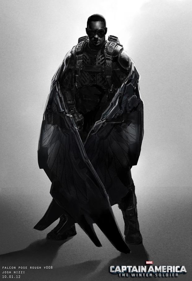 Captain America_Winter Soldier_Falcon Concept Art by Josh Nizzi (13)