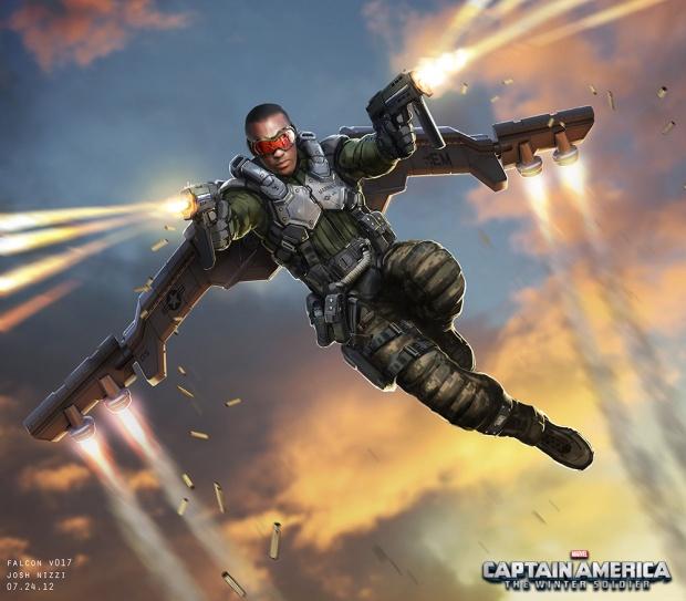 Captain America_Winter Soldier_Falcon Concept Art by Josh Nizzi (3)