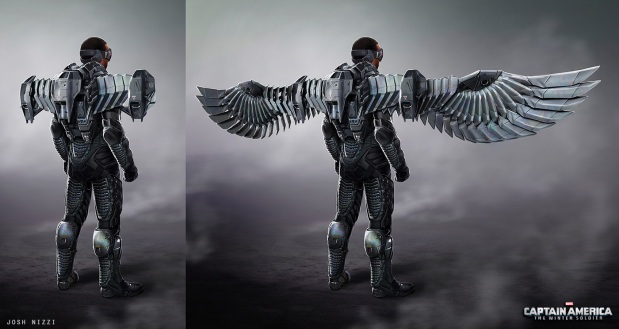 Captain America_Winter Soldier_Falcon Concept Art by Josh Nizzi (4)