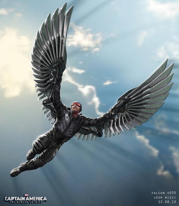 Captain America_Winter Soldier_Falcon Concept Art by Josh Nizzi (5)