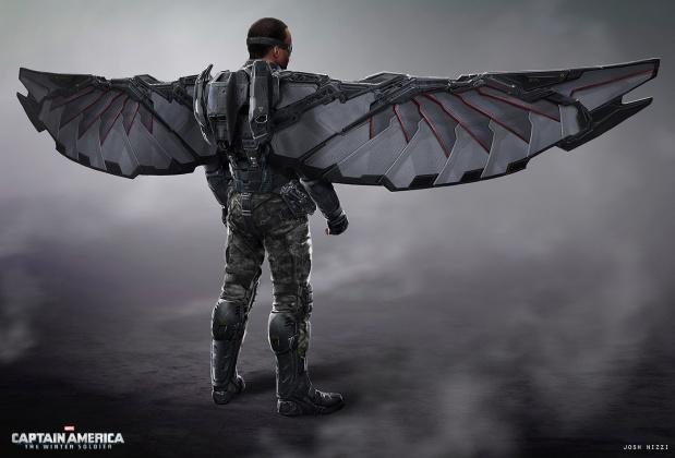 Captain America_Winter Soldier_Falcon Concept Art by Josh Nizzi (7)