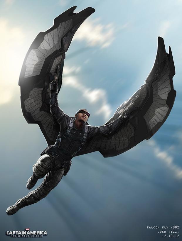 Captain America_Winter Soldier_Falcon Concept Art by Josh Nizzi (9)
