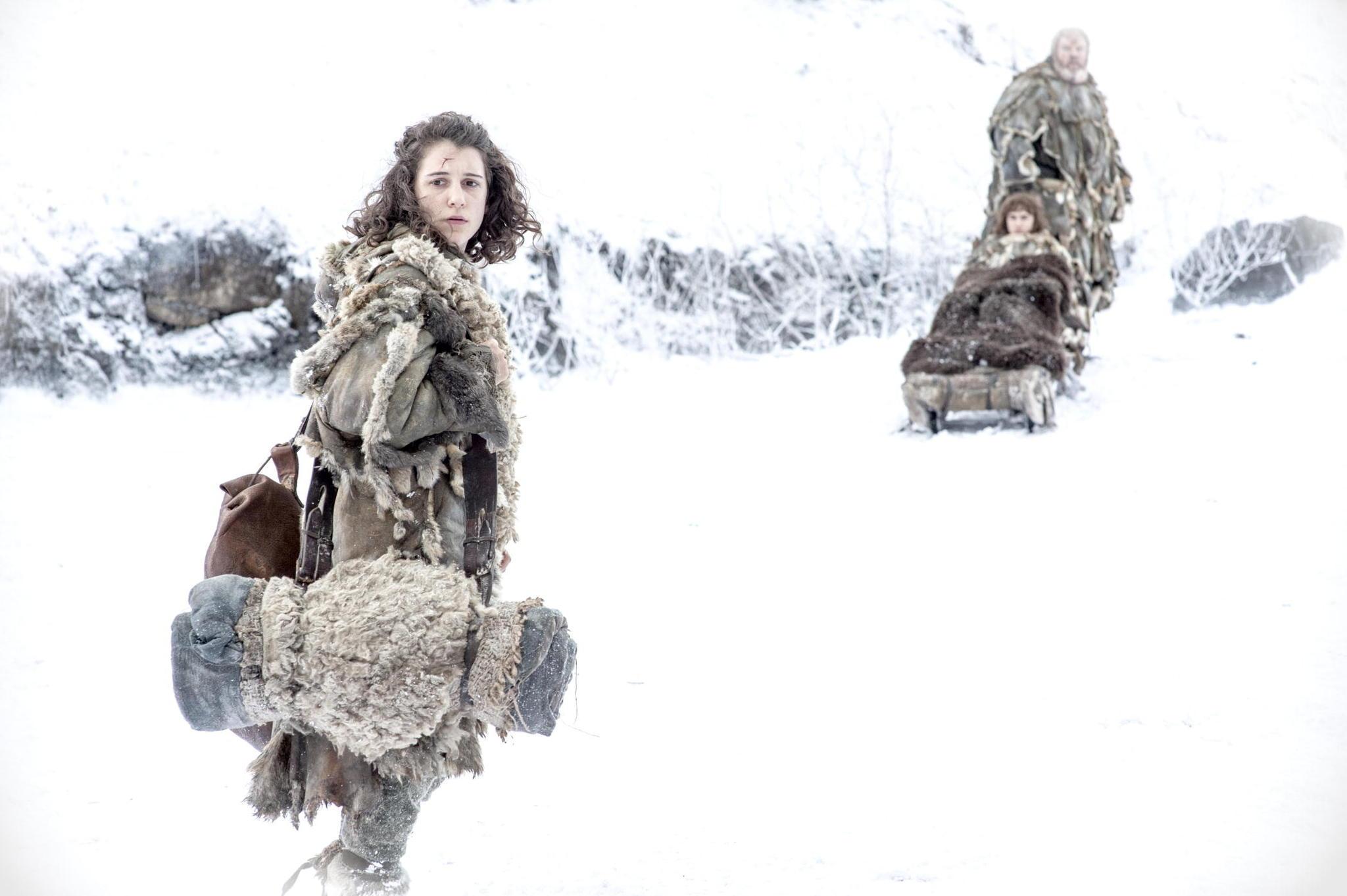 Game of Thrones Season 4 Finale – 4 New Stills From 'The Children' – We Geek Girls