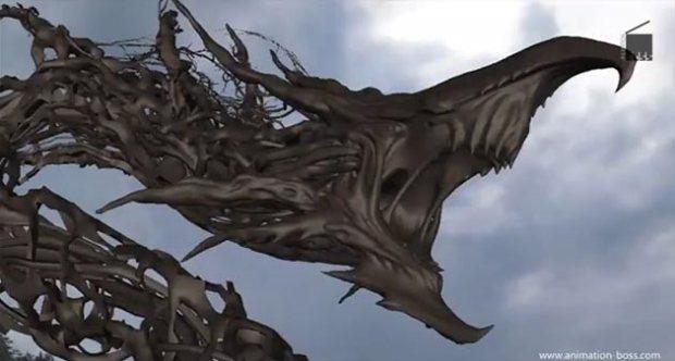 Maleficent VFX2
