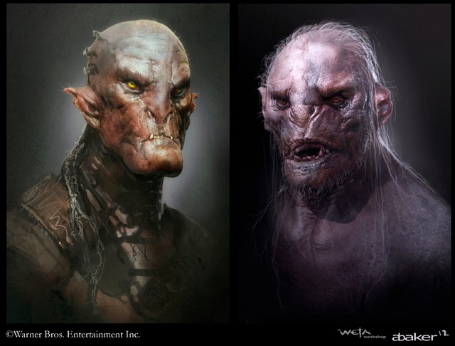 The Hobbit_The Desolation of Smaug_Concept Art by Andrew Baker (10)