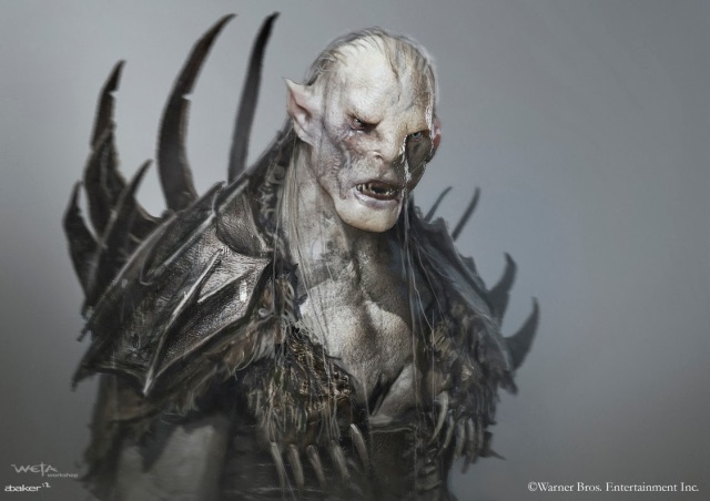 The Hobbit_The Desolation of Smaug_Concept Art by Andrew Baker (15)