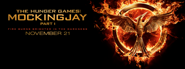 The Hunger Games_Mockingjay - Part 1_Banner