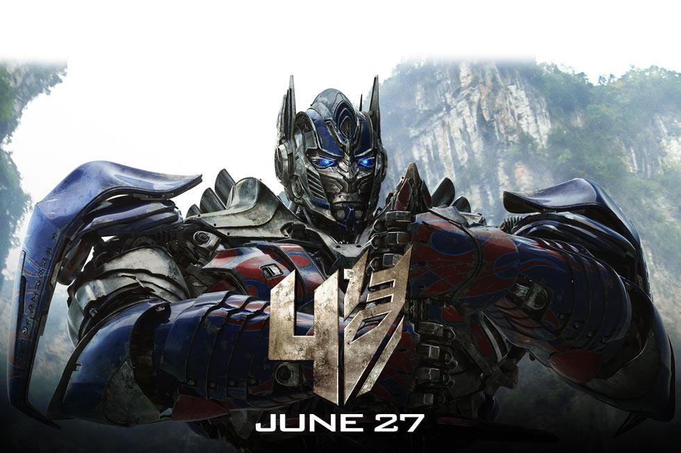 Transformers Age Of Extinction Poster Optimus Prime Transformers Age of