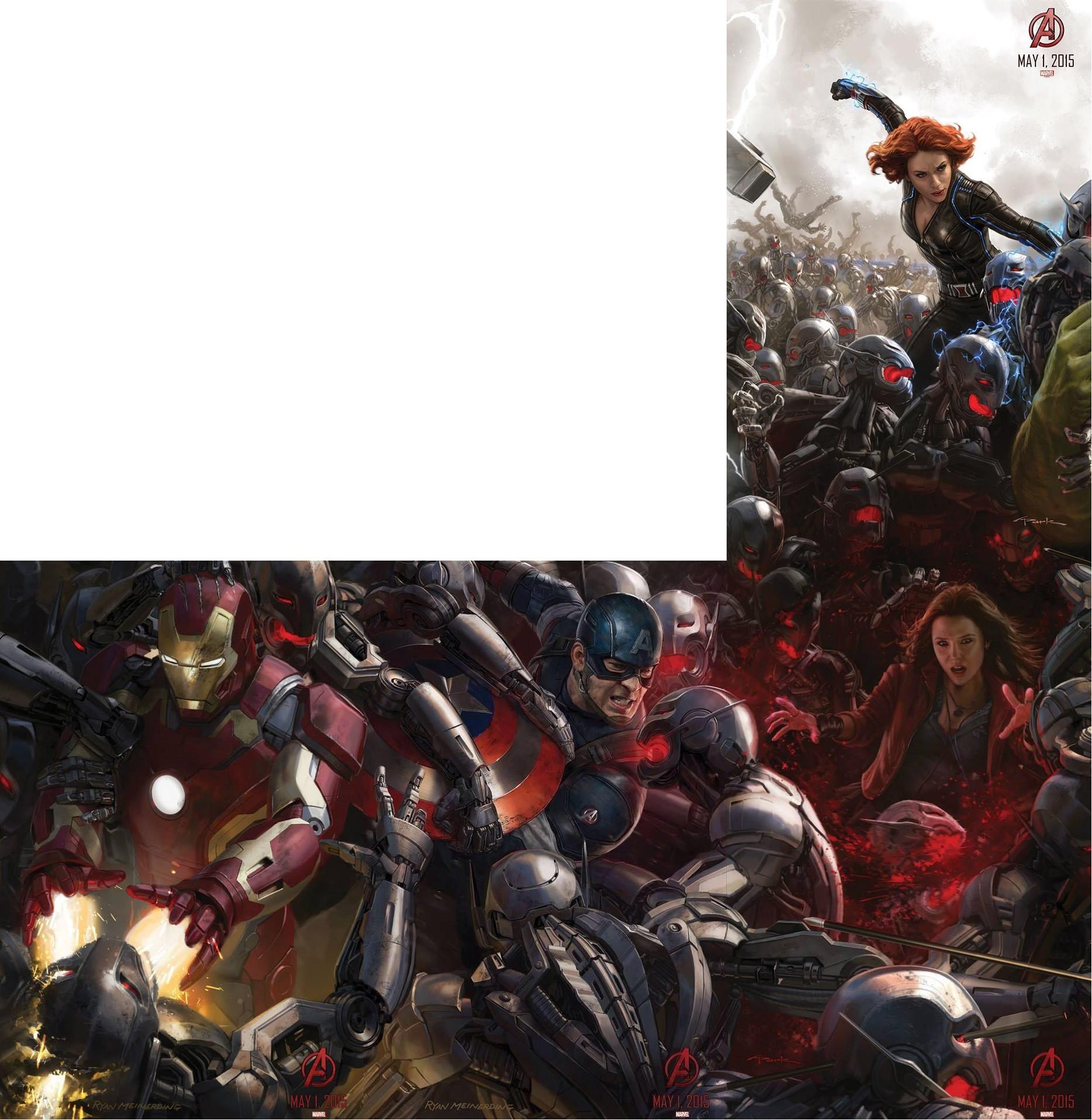 Black Widow Age Ultron: Avengers Age Of Ultron Black Widow Poster