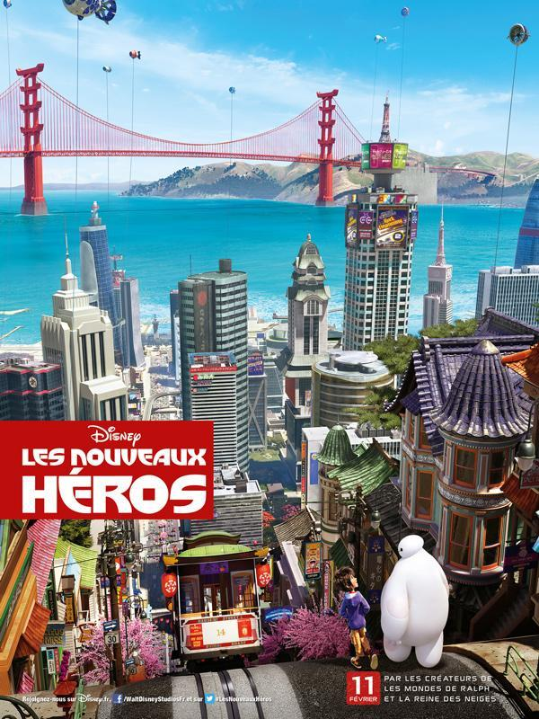 Big Hero 6_International Poster