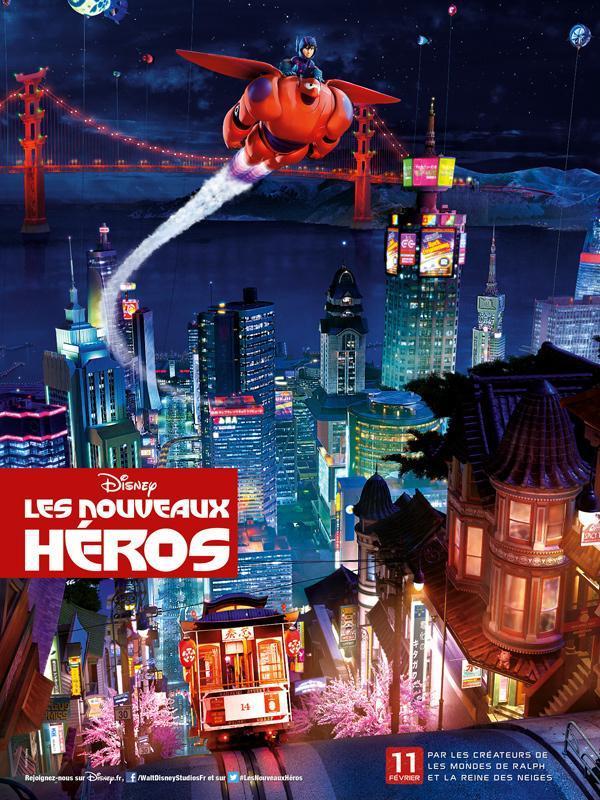 Big Hero 6_International Poster2