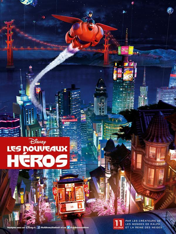 Big Hero 6_International Poster2