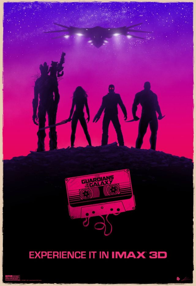 Guardians of the Galaxy_IMAX Poster