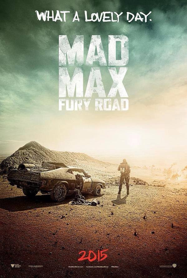 Mad Max_Fury Road_SDCC Poster