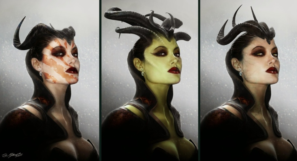 Maleficent_Concept Art by Jerad S. Marantz (1)