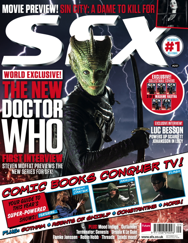 SFX Covers_DOCTOR WHO_Madame Vastra