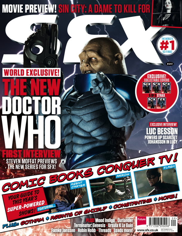SFX Covers_DOCTOR WHO_Strax