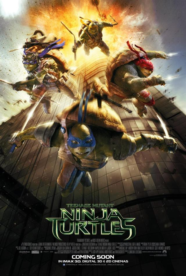 Teenage Mutant Ninja Turtles_Poster
