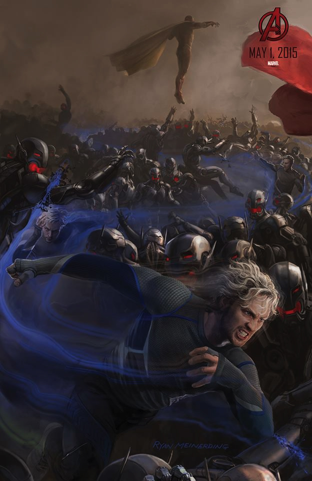 Avengers: Age of Ultron – 2 New Concept Art Posters ...