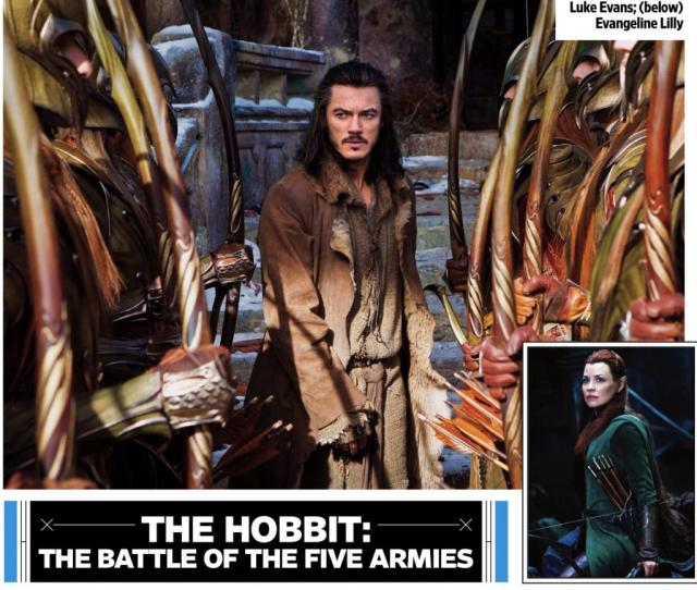 The Hobbit_The Battle of the Five Armies_Still_Bard and Tauriel