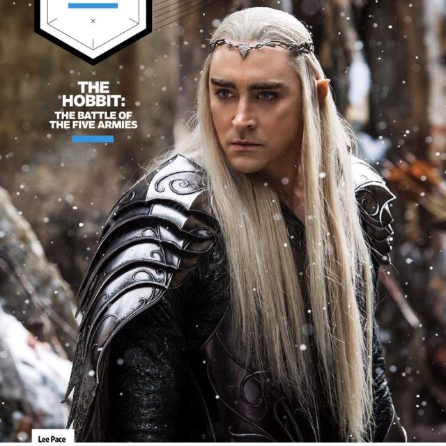 The Hobbit_The Battle of the Five Armies_Stills_Thranduil