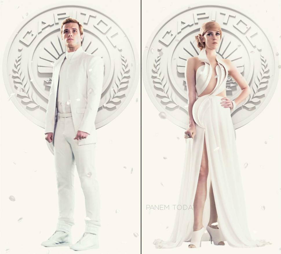 New 'The Hunger Games: Mockingjay – Part 1' Promos ...
