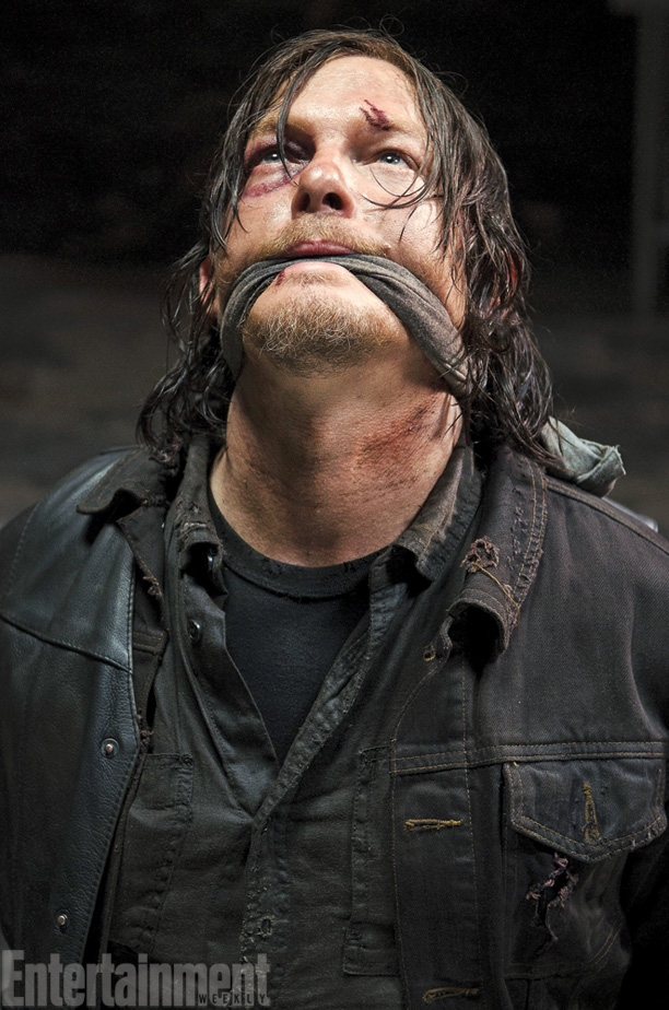 The Walking Dead_Daryl Dixon_Entertainment Weekly