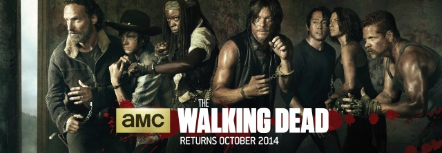 The Walking Dead_SDCC Poster