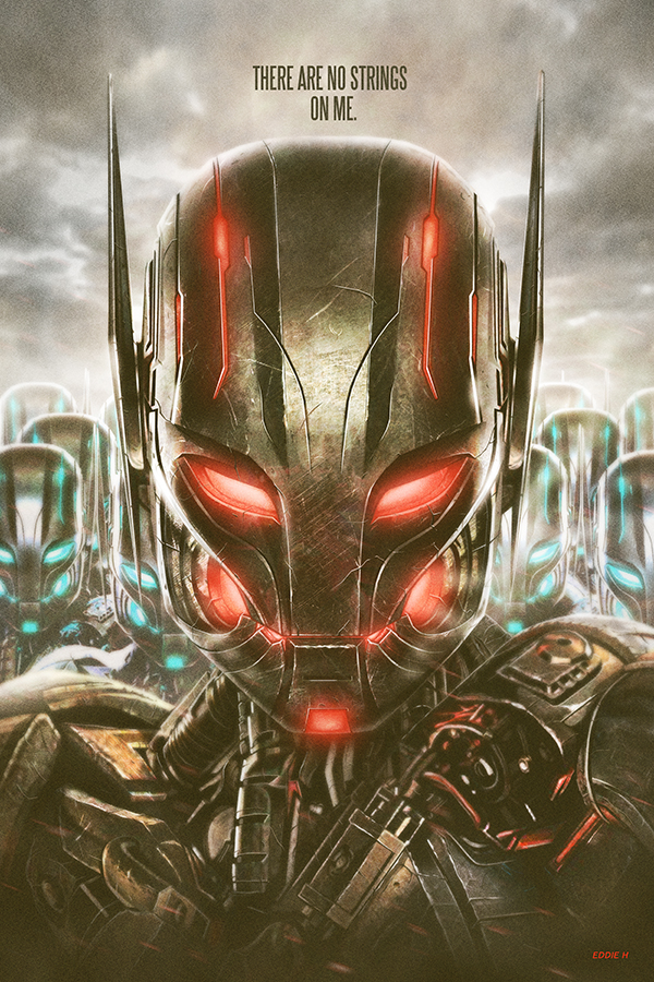Avengers_Age of Ultron by Eddie Holly