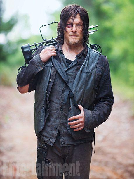 Daryl Dixon (Norman Reedus) Image Credit Gene Page_AMC