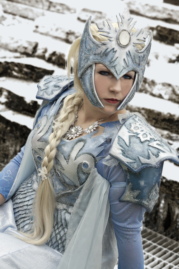 Xena Warrior Princess Costume WGGs Cosplay Picks: Hu...