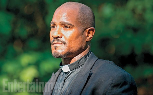 Father Gabriel Stokes (Seth Gilliam) Image Credit Gene Page_AMC