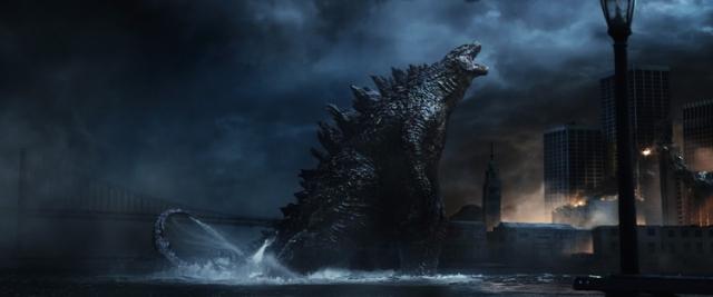 Godzilla 2 on June 8, 2018