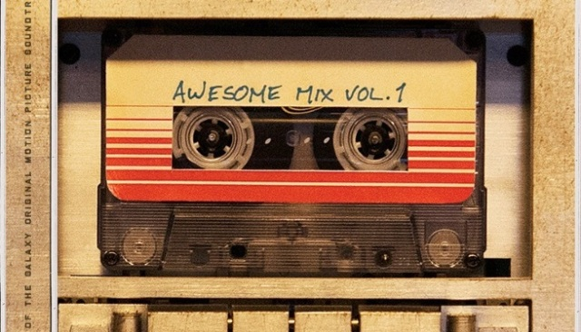 Guardians of the Galaxy_Awesome Mix Vol. 1