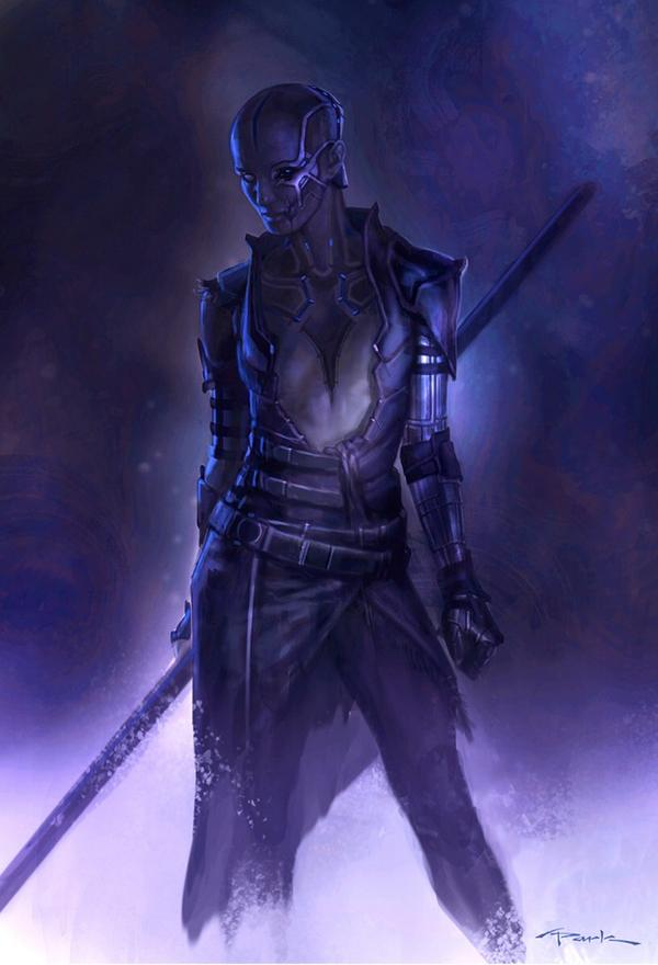 Guardians of the Galaxy_Concept Art by Andy Park_Nebula