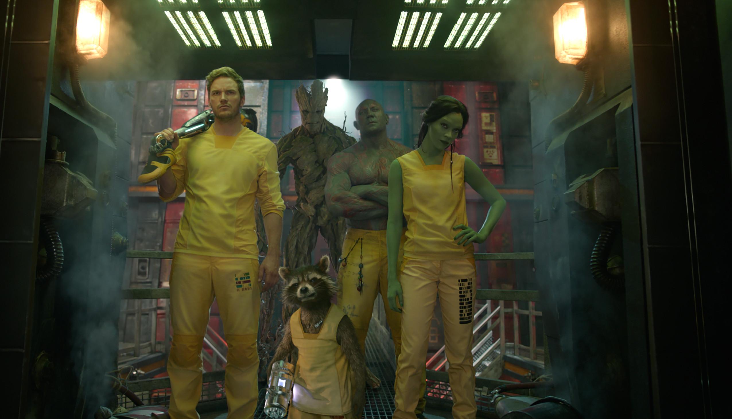 Guardians Galaxy Fan Art