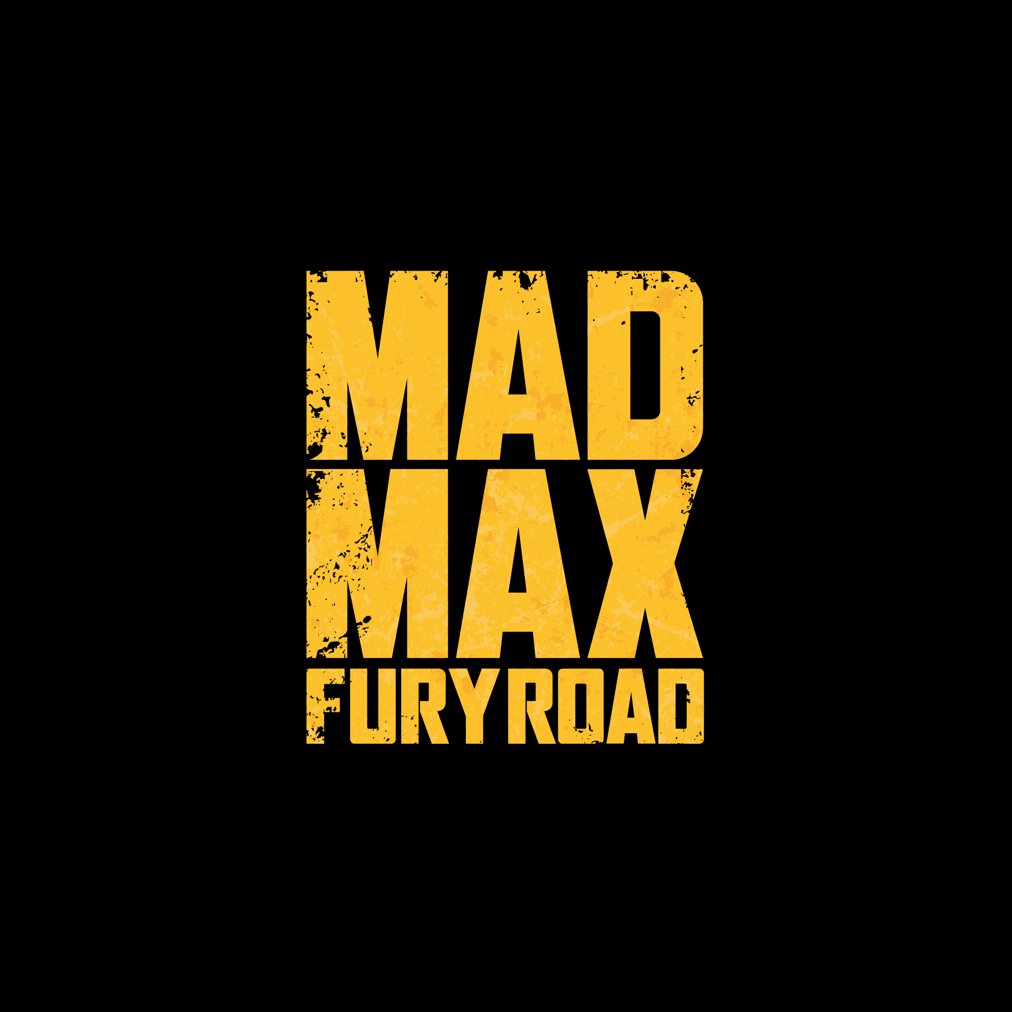 'Mad Max: Fury Road' Poster Tribute By Maxime Crouzet