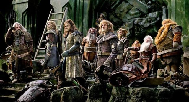 The Hobbit_The Battle of the Five Armies_Still_Dwarves