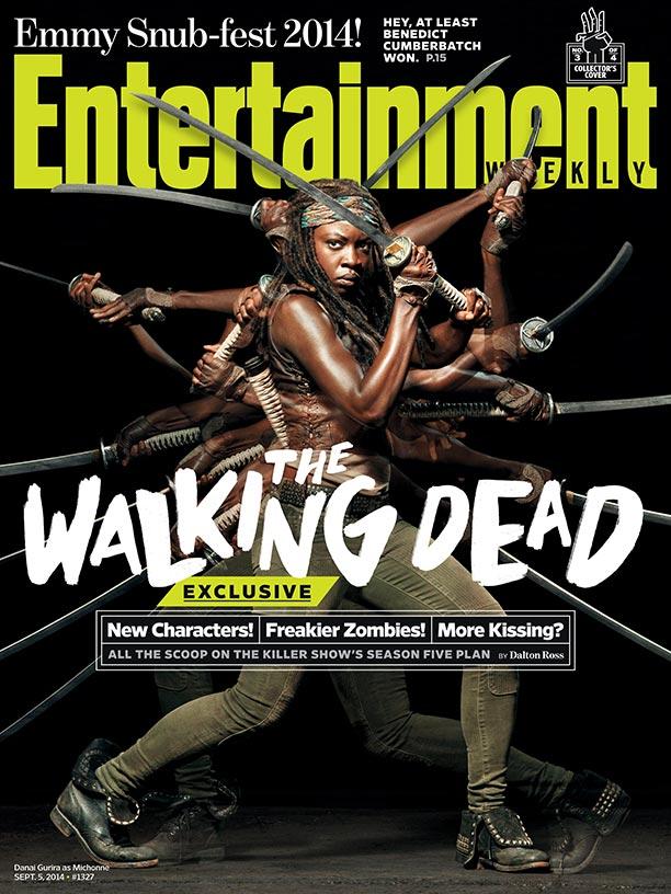 The Walking Dead_Danai Gurira