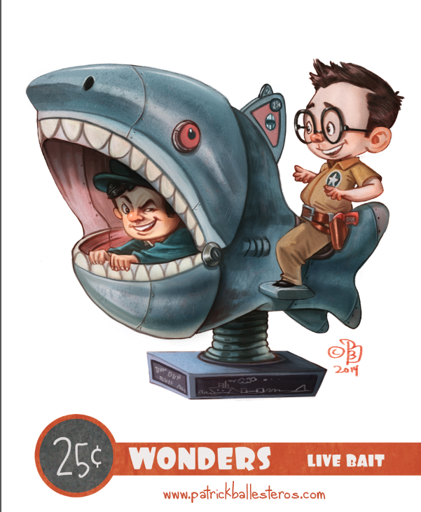 25 Cent Wonders by Patrick Ballesteros6