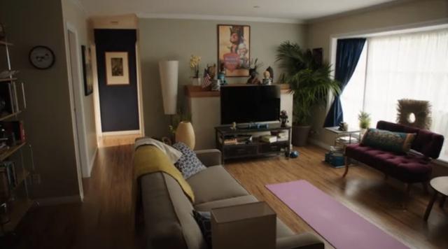 Arrow_Season 3_Felicity Apartment