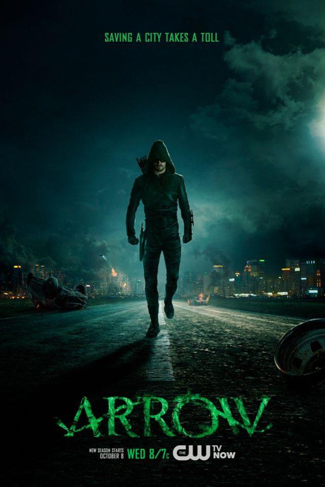 Arrow_Season 3_Poster_Oliver Queen