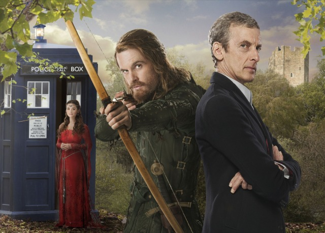 Doctor Who_Series 8_Episode 3_Robot of Sherwood (5)