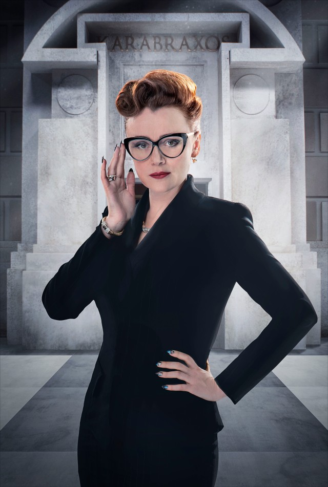 Doctor Who_Series 8_Episode 5_Time Heist_Character Portraits (1)