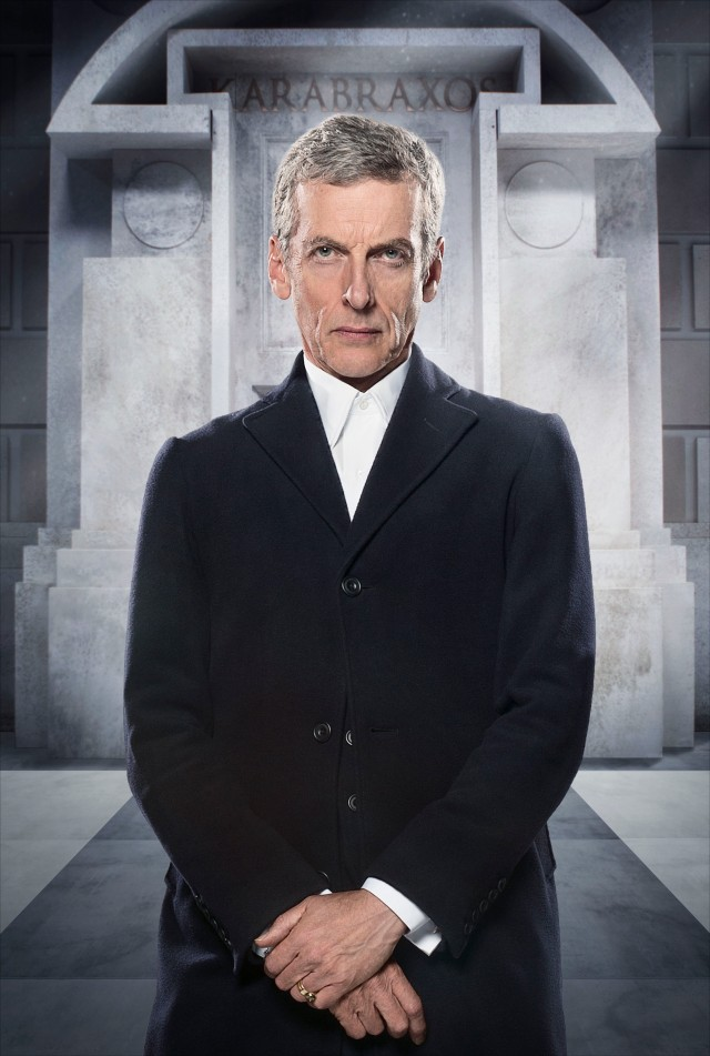 Doctor Who_Series 8_Episode 5_Time Heist_Character Portraits (2)