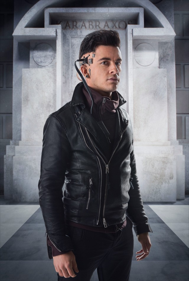 Doctor Who_Series 8_Episode 5_Time Heist_Character Portraits (4)